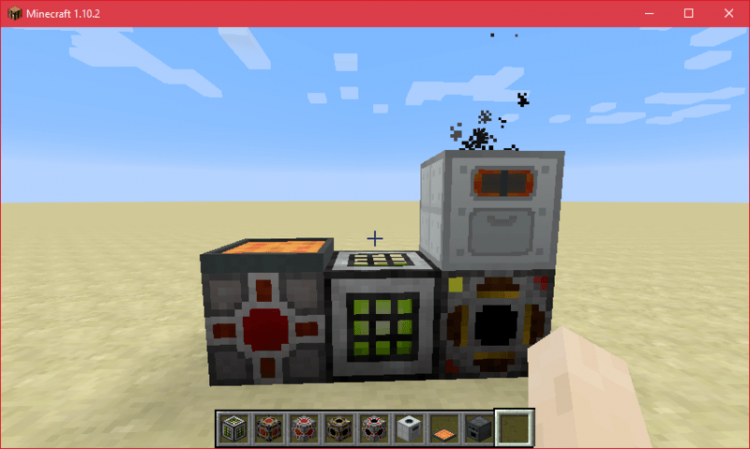 Energy converters mod for minecraft 01