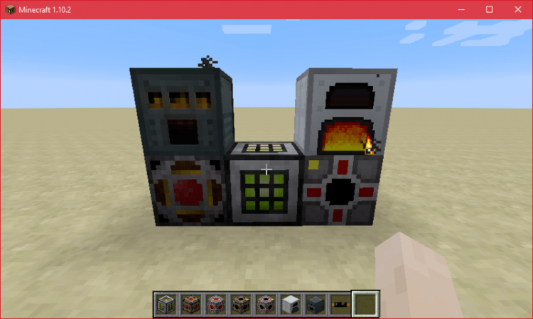 Energy converters mod for minecraft 02
