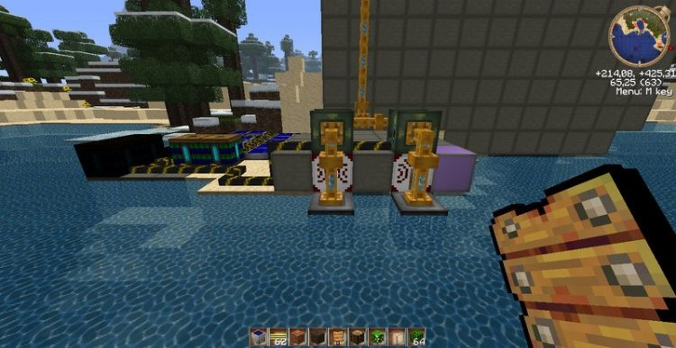 MPUtils mod for minecraft 04