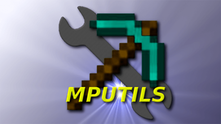 MPUtils mod for minecraft logo