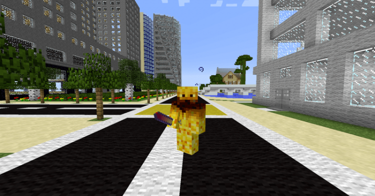 Mob Armors Mod for minecraft 02