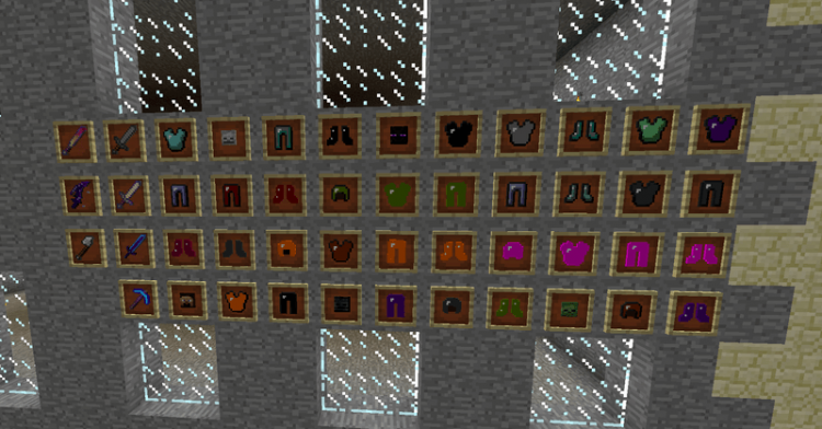 Mob Armors Mod for minecraft 04