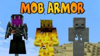 Mob Armors Mod for minecraft logo
