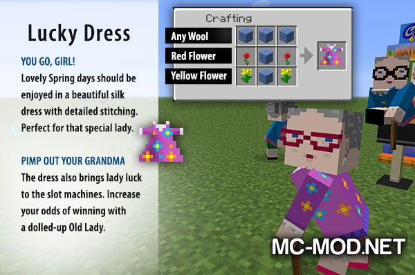More Creeps and Weirdos mod for minecraft (31)