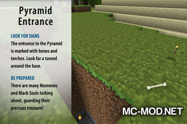 More Creeps and Weirdos mod for minecraft (43)