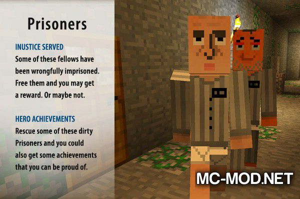 More Creeps and Weirdos mod for minecraft (44)