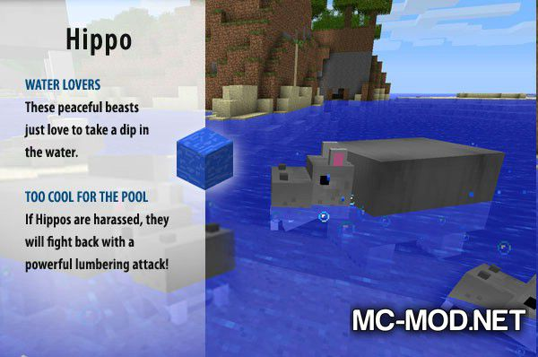 More Creeps and Weirdos mod for minecraft (64)