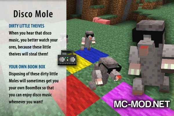 More Creeps and Weirdos mod for minecraft (78)