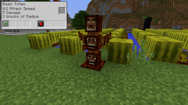 Totem Defender mod for minecraft 03