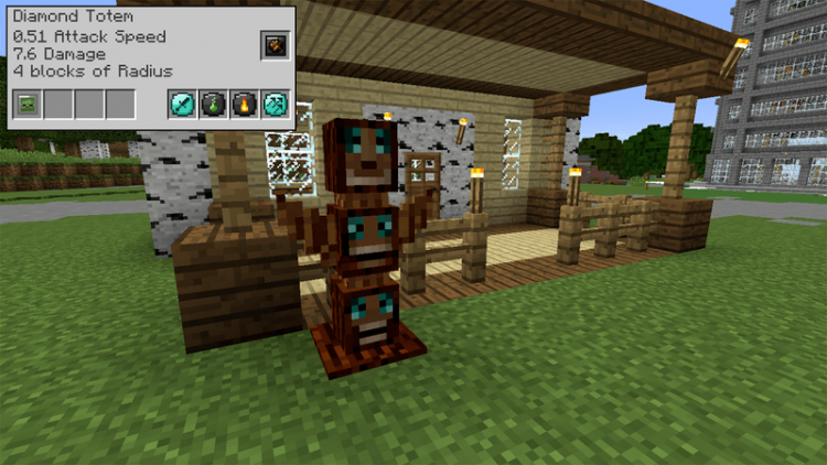 Totem Defender mod for minecraft 06