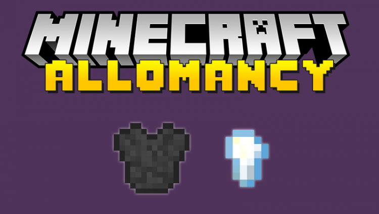 allomancy mod for minecraft logo