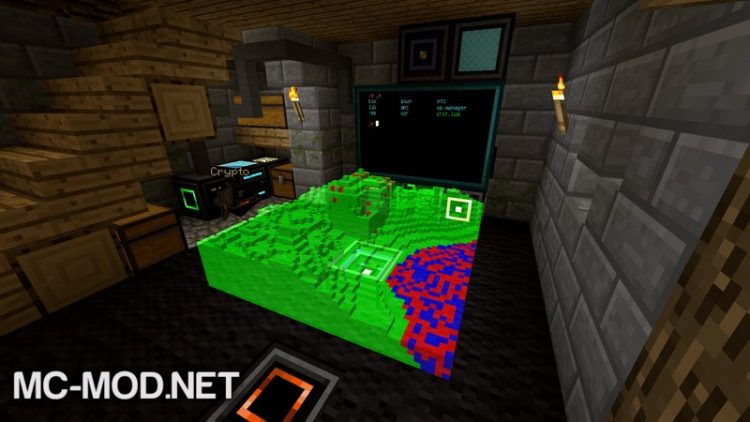 Open Security mod for minecraft 07
