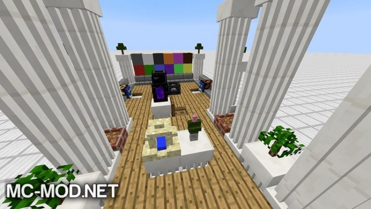 Open Security mod for minecraft 08