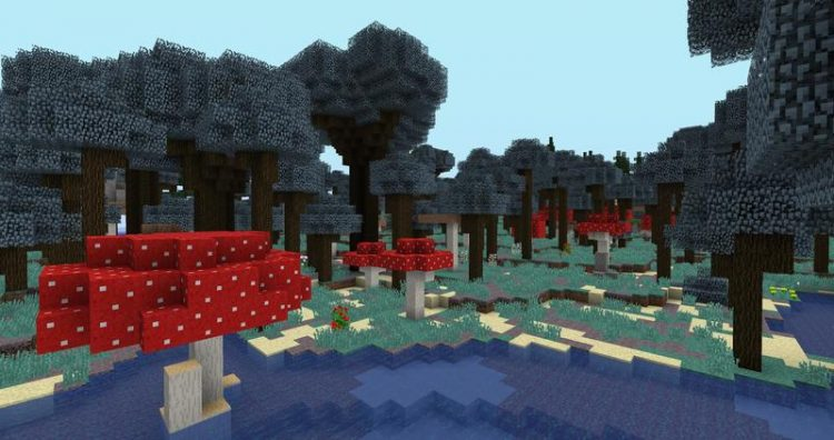 Open Terrain Generator mod for minecraft 06