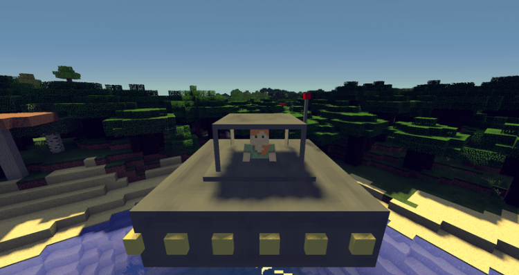 SoggyMustaches Transportation Mod for minecraft 01