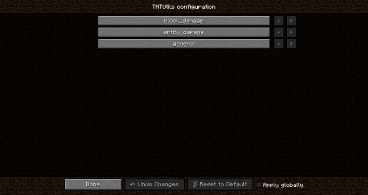 TNTUtils mod for minecraft 01