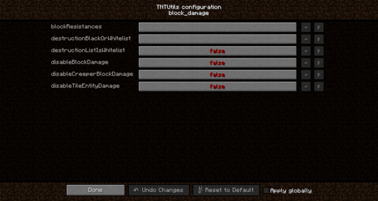 TNTUtils mod for minecraft 02