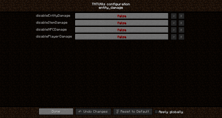 TNTUtils mod for minecraft 03