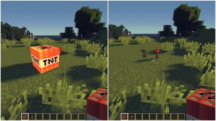 TNTUtils mod for minecraft 05