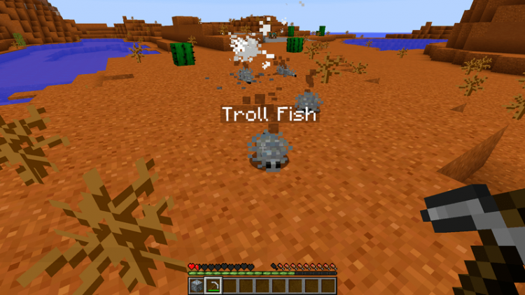 Troll Ores Reborn mod for minecraft 05