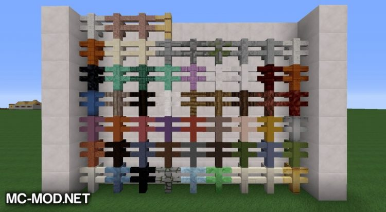 Vanilla Builders Extension mod for minecraft 05