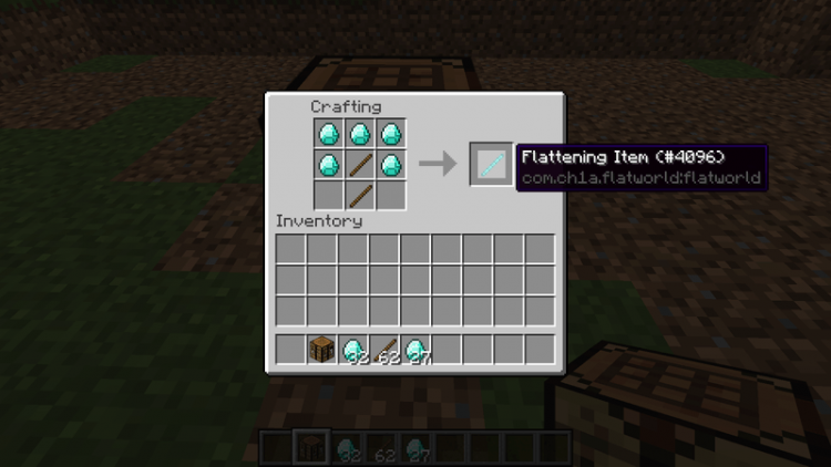 flatworld mod for minecraft 01