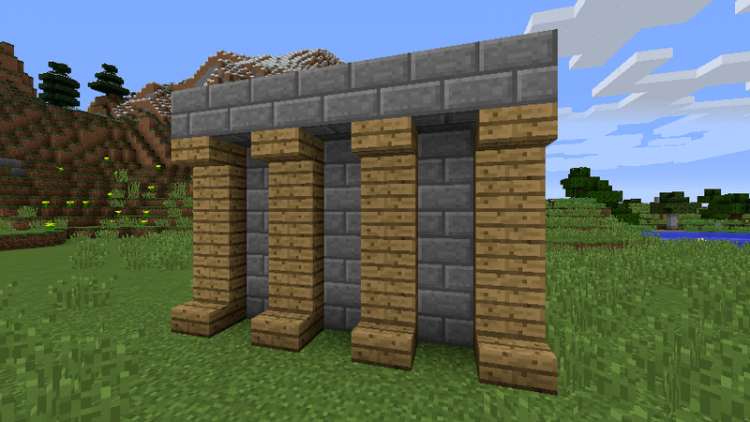 vertical slabs mod for minecraft 05