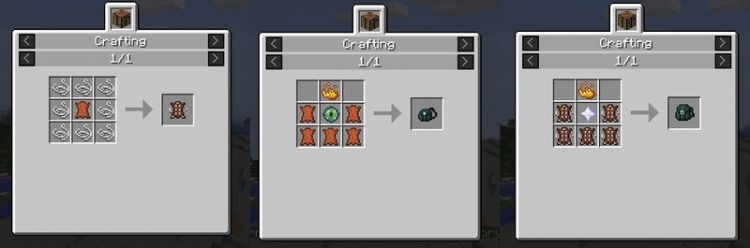 AdventureBags Mod for Minecraft 2