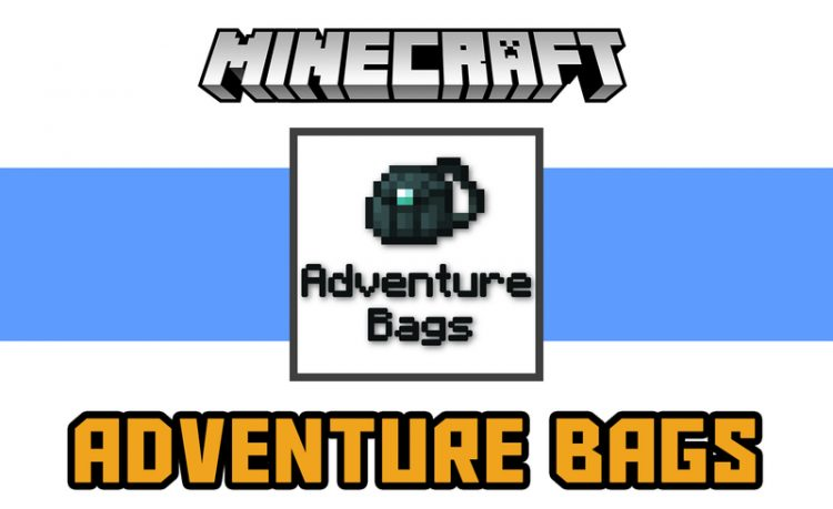 AdventureBags Mod for Minecraft Logo
