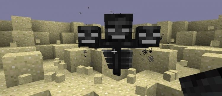 Bad Wither No Cookie Mod for minecraft 1