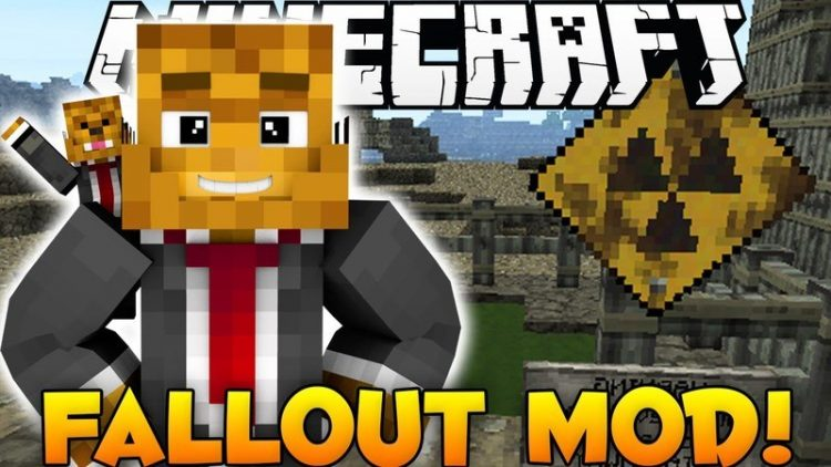 Fallout Mod for Minecraft Logo