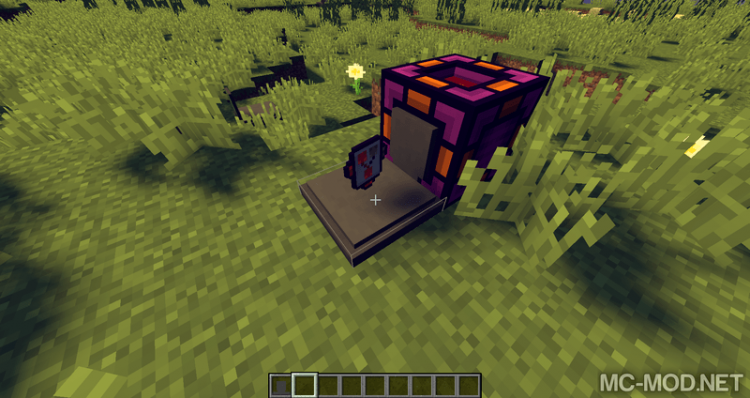 Induction Charger mod for minecraft 04