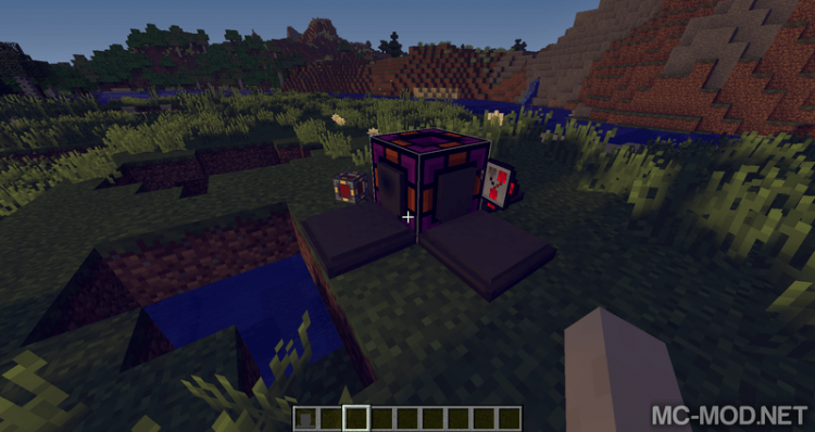 Induction Charger mod for minecraft 05