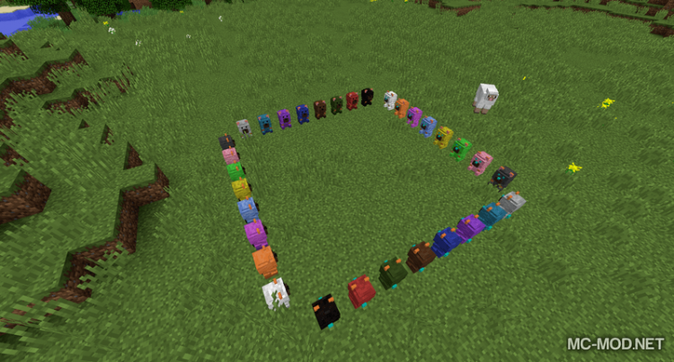 Potion Bears mod for minecraft 07
