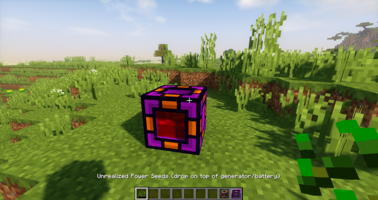 Power Crops mod for minecraft 01