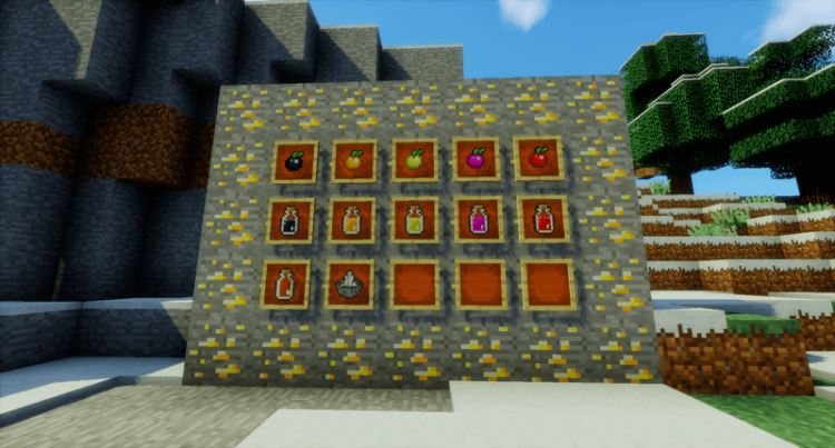 Simply Juices Mod for minecraft 2