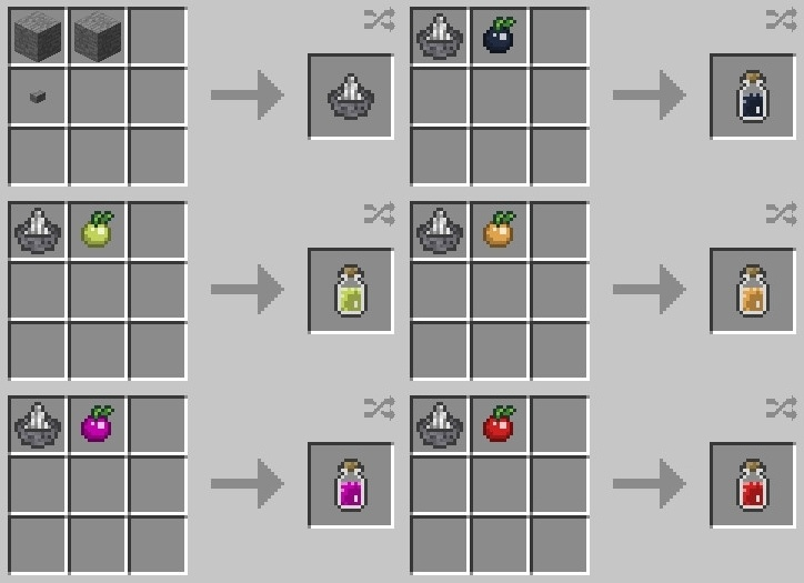 Simply Juices Mod for minecraft 3