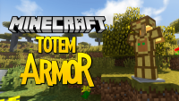 Totem Armor mod for minecraft logo