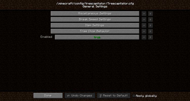 Treecapitator Mod for Minecraft 4