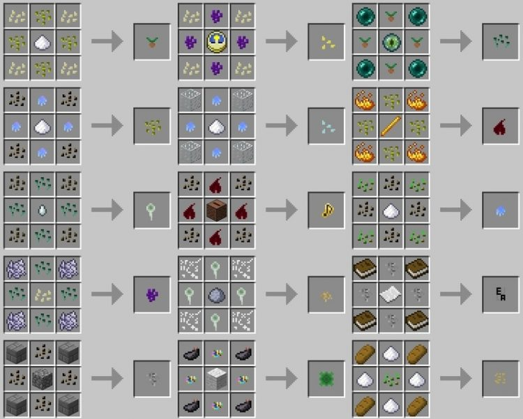 Unique Crops Mod for Minecraft 3