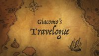 travelogue mod for minecraft logo