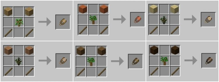 wooden shears mod for minecraft 06