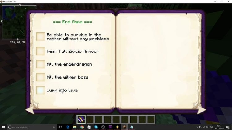 Achievement Books Mod for Minecraft 2