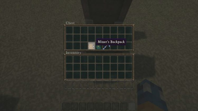 Deep Pocket Mod for Minecraft 4