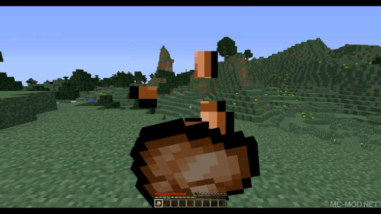 Health and Hunger Tweaks mod for minecraft 06