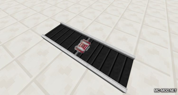 Industrial Conveyor Belts Mod for Minecraft 3