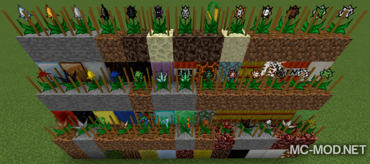 More Plates mod for minecraft 07