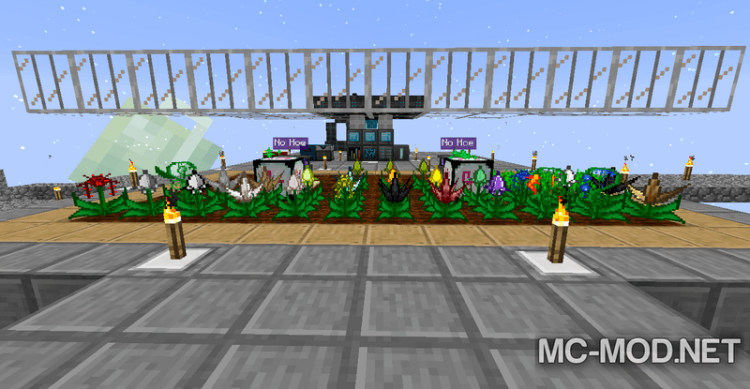 More Plates mod for minecraft 08