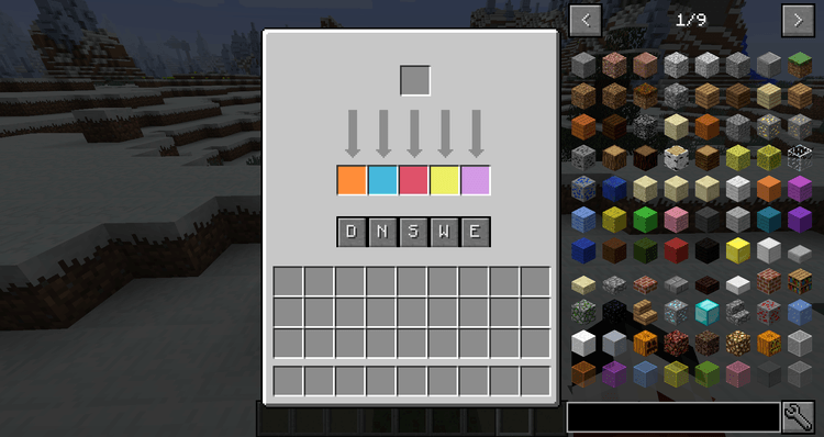 packet filter mod for minecraft 04