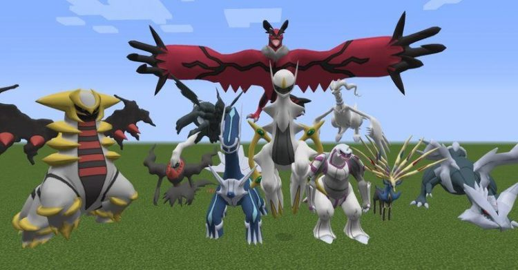 pixelmon reborn mod for minecraft 14